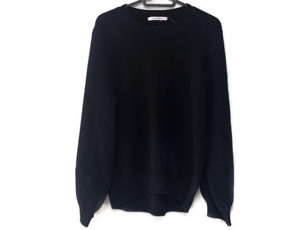 PLAIN PEOPLE(プレインピープル) 長袖セーター サイズ9 M レディース 黒