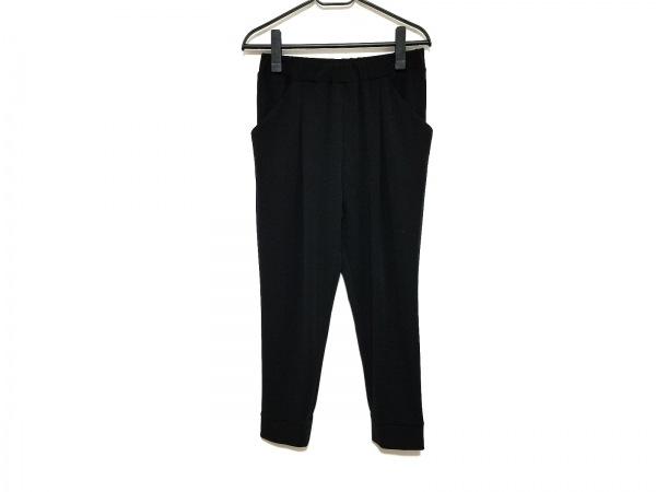 SHIZUKA KOMURO(シズカコムロ) パンツ サイズ40 M レディース 黒