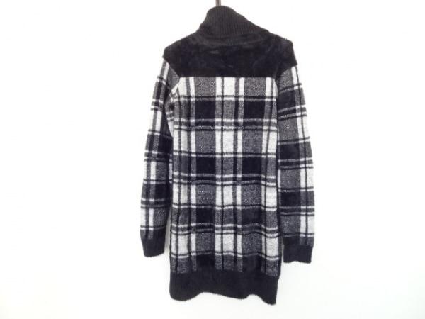 GYDA(ジェイダ) ワンピース サイズF レディース美品  黒×白