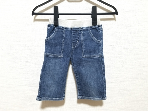 miki HOUSE(ミキハウス) ジーンズ サイズ110 レディース ブルー 子供服