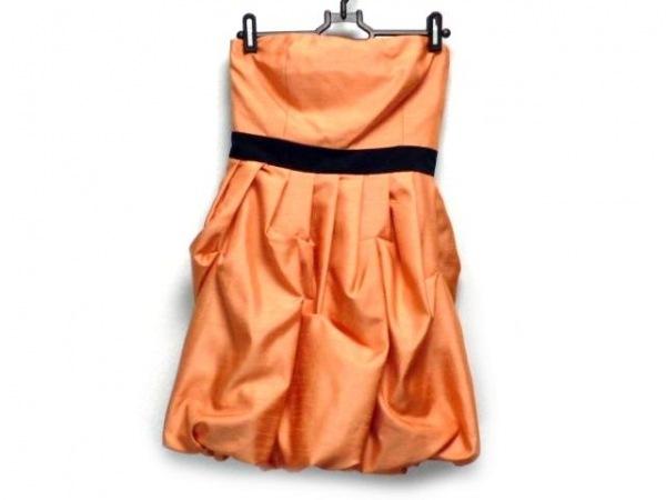 DREANG(ドレアング) ドレス サイズS レディース ピンク×黒