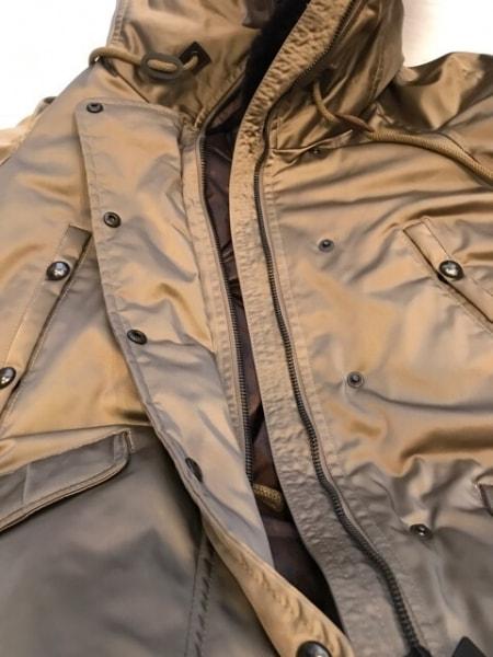 タトラス ダウンコート サイズ01 S レディース美品  CUSNA LTA16A4478 カーキベージュ