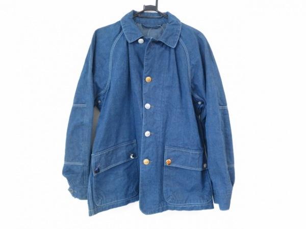 BRUNABOINNE(ブルーナボイン) コート サイズ0 XS メンズ美品  ネイビー 春・秋物