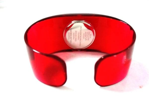 イッセイ 腕時計美品  VJ20-0100 レディース TOKUJIN YOSHIOKA/バングルウォッチ