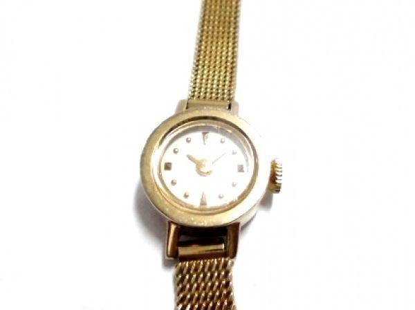 induna(インデュナ) 腕時計 REF.037 レディース 白