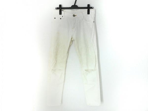 ハリウッドトレーディングカンパニー パンツ サイズ28 L レディース 白