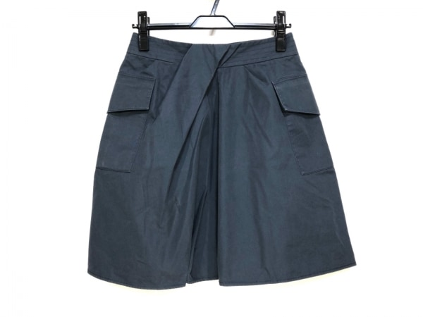 3.1 Phillip lim(スリーワンフィリップリム) スカート サイズ4 S レディース ネイビー