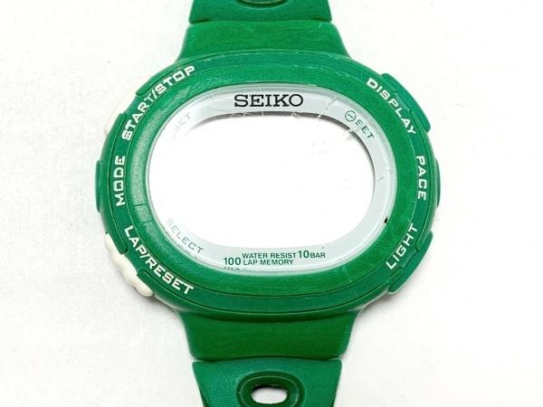 892c739ecf セイコー 腕時計美品 スーパーランナーズ S601-00A0 メンズ 東京マラソン2011 グレー