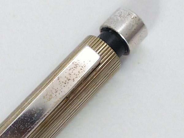 LAMY(ラミー) ボールペン シルバー インクあり(黒)