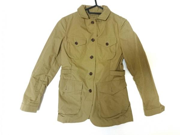 グレンフェル ジャケット サイズ36 S レディース美品  カーキ
