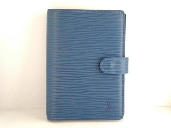 LOUIS VUITTON(ルイヴィトン) 手帳 エピ アジェンダPM R20055 トレドブルー