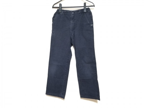 familiar(ファミリア) パンツ サイズ150 メンズ ネイビー キッズ/ウエストゴム