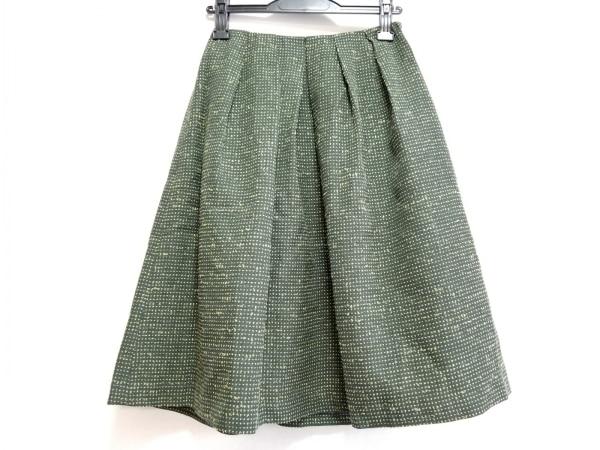 Sybilla(シビラ) スカート サイズM レディース グリーン