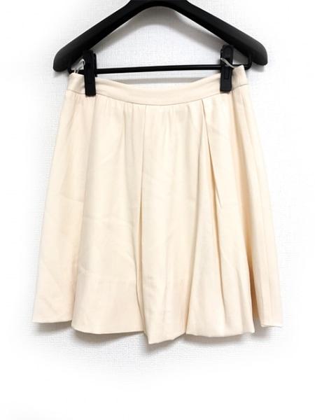 theory luxe(セオリーリュクス) スカート サイズ38 M レディース アイボリー