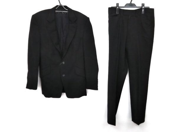5351 PourLesHomme(5351プールオム) シングルスーツ サイズ1 S メンズ 黒