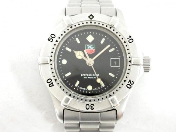 TAG Heuer(タグホイヤー) 腕時計 962.008R レディース 黒