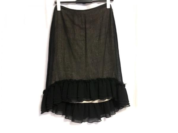 PAOLA FRANI(パオラ フラーニ) スカート レディース 黒