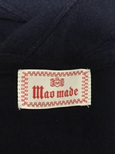 MaoMade(マオメイド) ワンピースセットアップ サイズFree  F レディース ネイビー×白