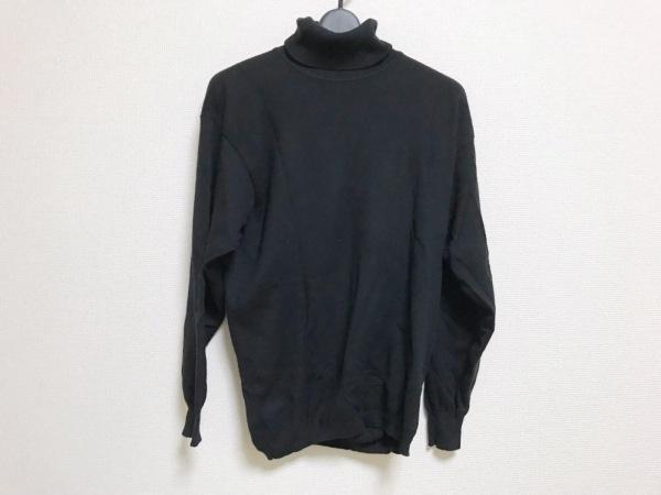 COLOMBO(コロンボ) 長袖セーター メンズ美品  黒 タートルネック