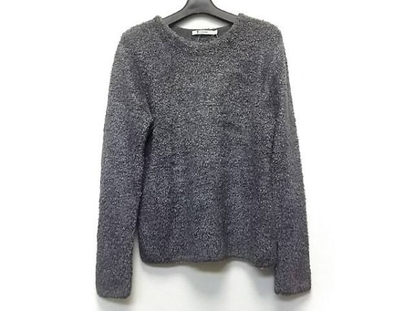 アレキサンダーワン 長袖セーター サイズS レディース美品  グレー ×Ray BEAMS