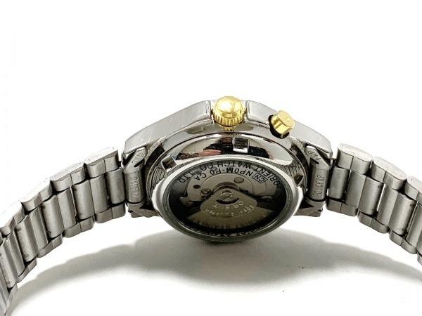 ORIENT(オリエント) 腕時計美品  NP0M-P0 レディース 裏スケ/要OH ゴールド