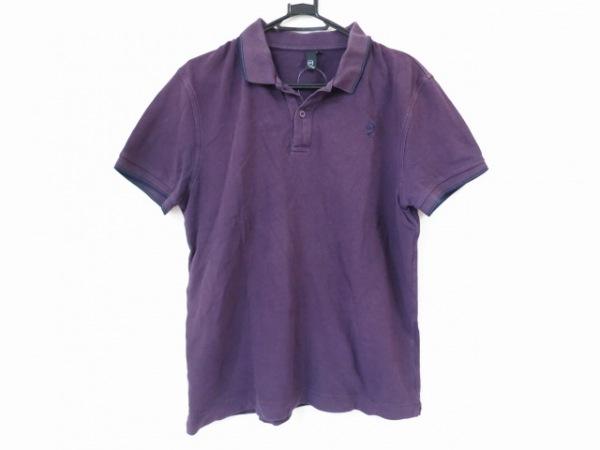 マックキュー(アレキサンダーマックイーン) 半袖ポロシャツ サイズXL レディース