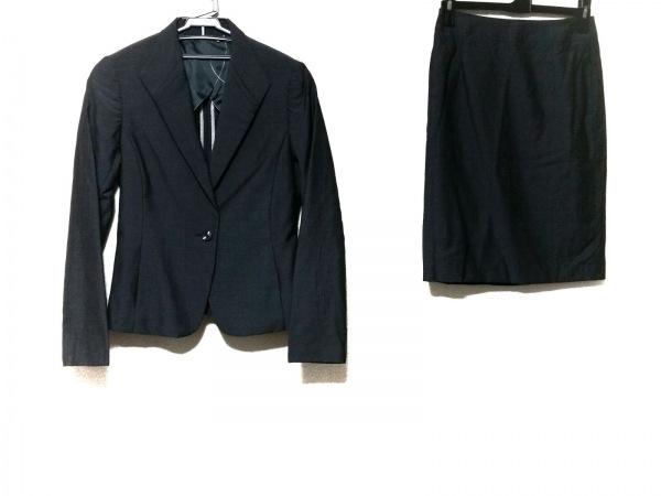 m.f.editorial(エムエフエディトリアル) スカートスーツ サイズS レディース美品
