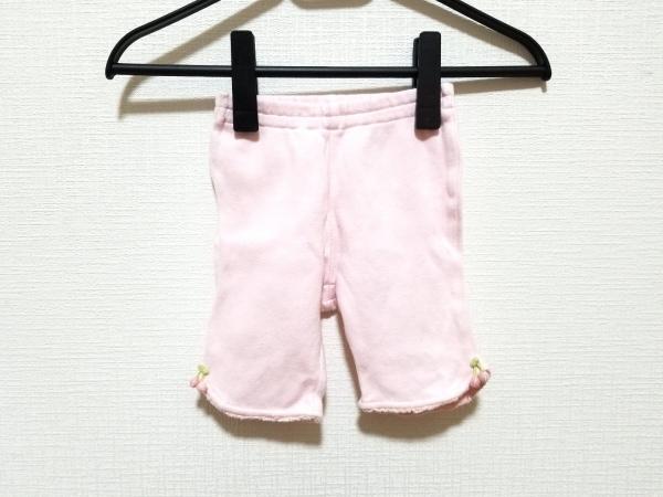 familiar(ファミリア) パンツ サイズ70 ユニセックス ピンク