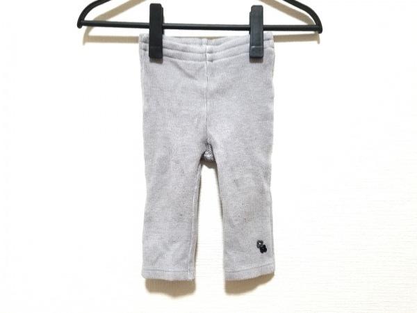 familiar(ファミリア) パンツ サイズ80 ユニセックス グレー