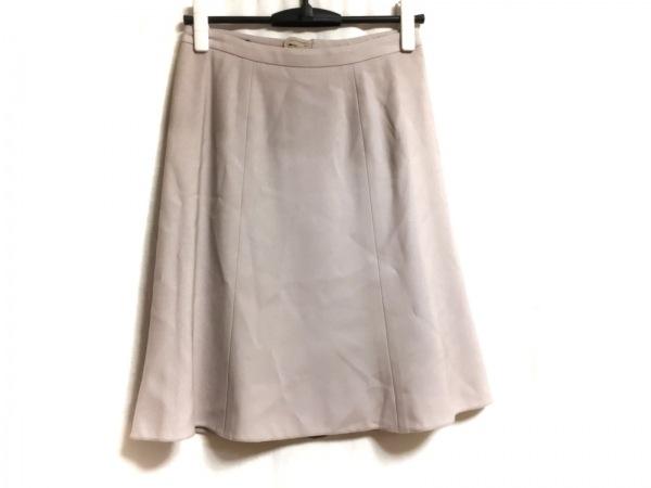 GIORGIOARMANI(ジョルジオアルマーニ) スカート サイズ38 S レディース ピンク