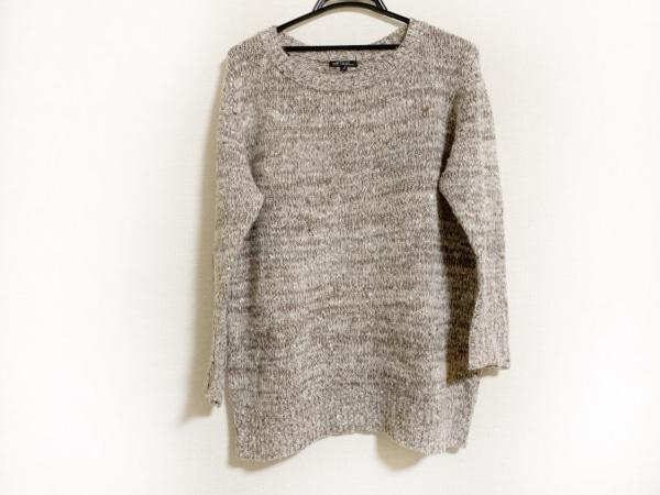 23区(ニジュウサンク) 長袖セーター サイズ46 XL レディース美品
