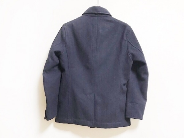 JUN MEN(ジュンメン) コート メンズ ネイビー 冬物