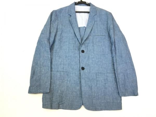 MargaretHowell(マーガレットハウエル) ジャケット サイズS メンズ ブルー