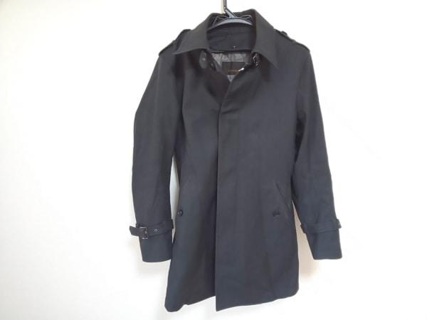 TETE HOMME(テットオム) コート サイズ5 XL メンズ 黒 冬物