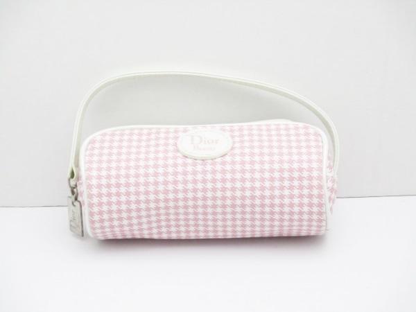 Dior Beauty(ディオールビューティー) リストレット美品  ピンク×アイボリー
