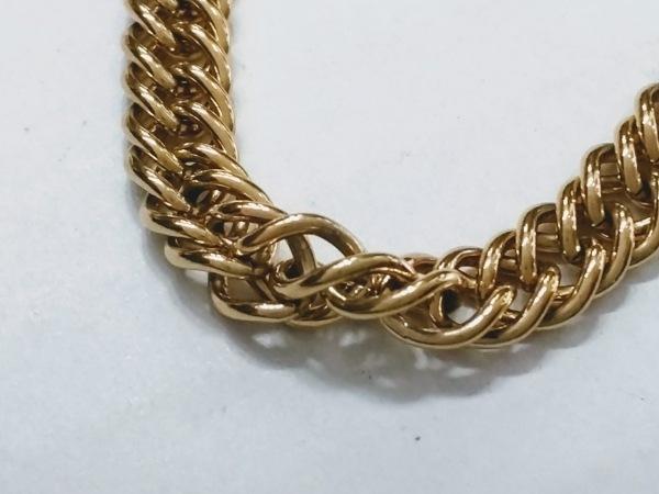 AGATHA(アガタ) ネックレス美品  金属素材 ゴールド