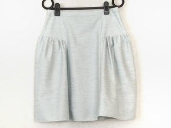 madre(マドーレ) スカート サイズ38 M レディース ライトブルー