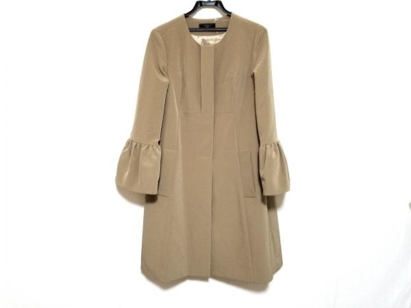 madre(マドーレ) コート サイズ40 M レディース美品  ライトブラウン 春・秋物