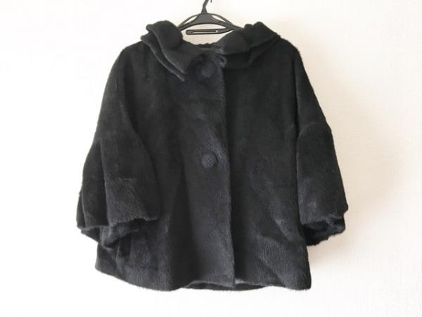 SHIZUKA KOMURO(シズカコムロ) ブルゾン レディース美品  黒 4298/春・秋物
