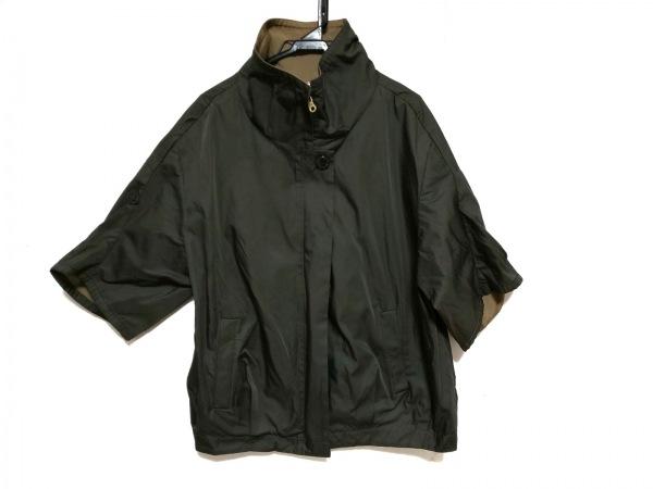 BEARDSLEY(ビアズリー) コート サイズF レディース美品  ダークグレー 春・秋物