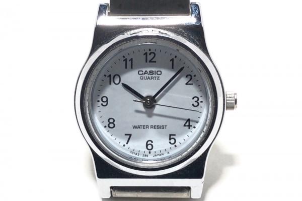 CASIO(カシオ) 腕時計 LQ-333 レディース 白