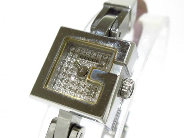 GUCCI(グッチ) 腕時計 102 レディース ダイヤモンド