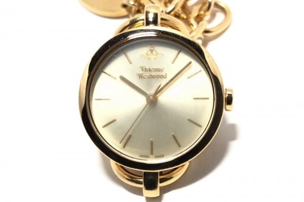 VivienneWestwood(ヴィヴィアン) 腕時計 VW-7858 レディース ベージュ