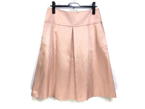 Max Mara(マックスマーラ) スカート サイズ42(J) レディース ピンク