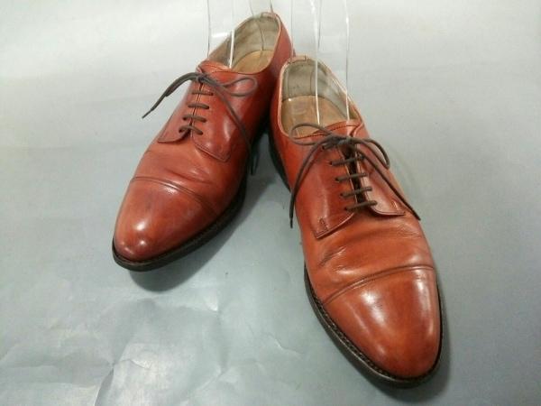 Lloyd Footwear(ロイドフットウェア) シューズ 7 1/2 メンズ ブラウン レザー