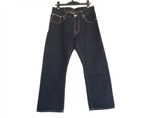 NudieJeans(ヌーディージーンズ) ジーンズ メンズ美品  ダークネイビー