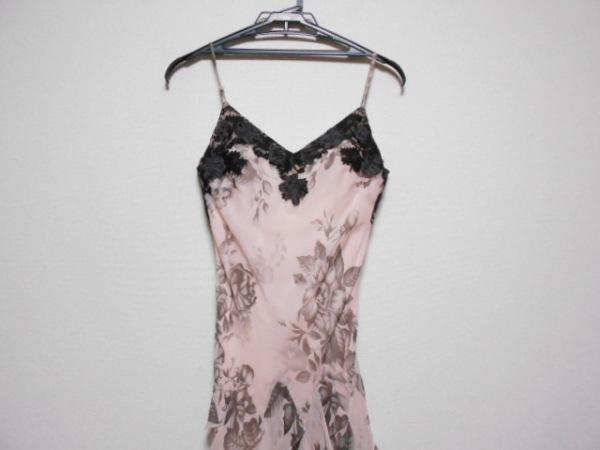 SUEWONG(スーウォン) ドレス サイズ2 M レディース ベージュ×ダークグレー×黒