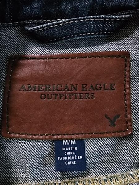 American Eagle(アメリカンイーグル) Gジャン サイズM メンズ ネイビー 春・秋物