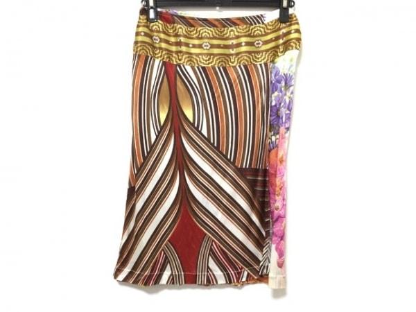 クラスロベルトカヴァリ スカート サイズ40(I) M レディース美品