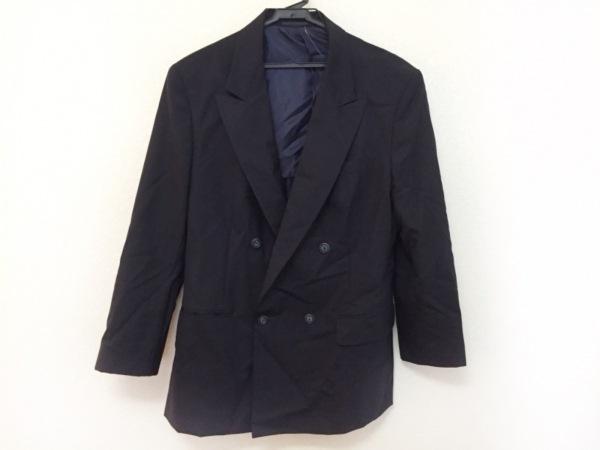 J.PRESS(ジェイプレス) ジャケット サイズ1 S メンズ美品  ダークネイビー ダブル
